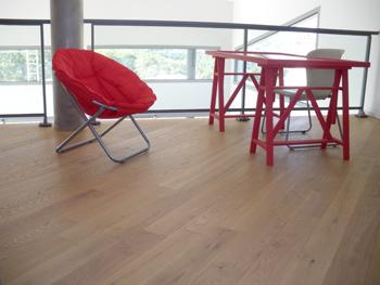 Carrelage ou parquet dans une chambre maison travaux for Carrelage ou parquet