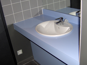 Metrasud menuiserie bois agencement menuiserie - Temperature salle de bain ...